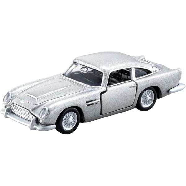 小禮堂 Tomica多美小汽車 AstonMartin DB5 復刻跑車 35 4904810-14058