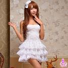 織夢天使!三件式派對角色扮演服 SEXYBABY 性感寶貝WNA13030132