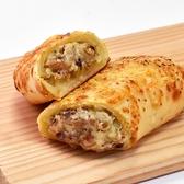 【KK Life-蔬食】白醬松露蕈菇蔬食捲(180g±10g/條;2條入)