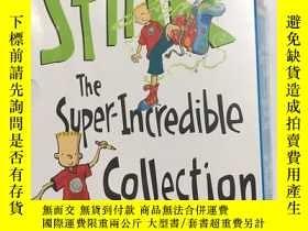 二手書博民逛書店Stink:罕見The Super–Incredible Collection: Books 1–3 英文原版兒童