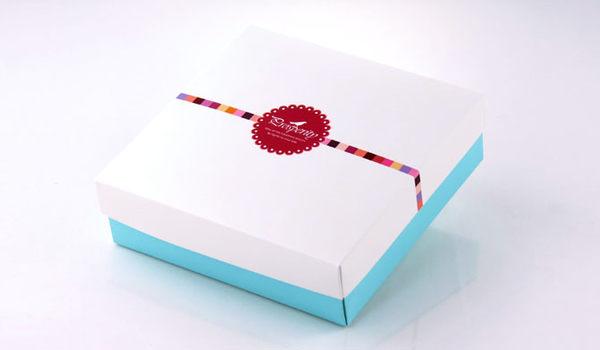 桃紅6號低盒 派盒 紙盒 蛋黃酥盒 中秋禮盒 綠豆椪盒 起司蛋糕盒CI0905