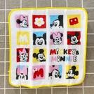 【震撼精品百貨】Micky Mouse_米奇/米妮 ~迪士尼紗布手帕/方巾-方格#39395