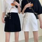 高腰牛仔裙女2020夏季新款a字半身裙顯瘦大碼胖mm韓版包臀短裙潮【快速出貨】