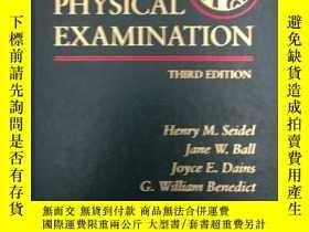 二手書博民逛書店Mosby s罕見Guide to Physical Exami