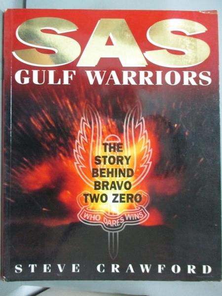 【書寶二手書T9/原文小說_E5H】SAS Gulf Warriors_Steve Crawford