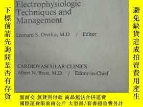 二手書博民逛書店《Cardiac罕見Arrhythmian:Electrophy