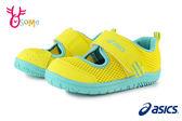 ASICS亞瑟士 AMPHIBIAN BABY SR 2 寶寶涼鞋 小童 護趾涼鞋 運動鞋 A9148#黃色◆OSOME奧森鞋業