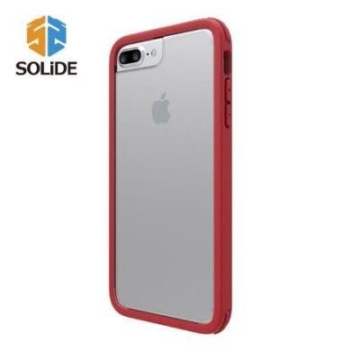 【02835】 [Apple iPhone7 / 7Plus] Solide 防摔 邊框 背版 軍規認證