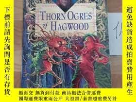 二手書博民逛書店Thorn罕見ogres of hagwoodY246207