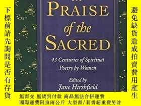 二手書博民逛書店Women罕見In Praise Of The SacredY364682 Jane Hirshfield H