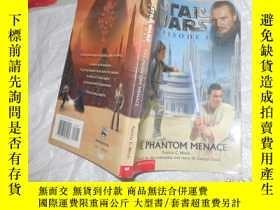 二手書博民逛書店Star罕見Wars :the phantom menace (