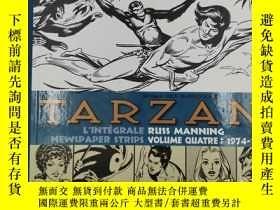 二手書博民逛書店Tarzan罕見: L intégrale des newspaper strips de Russ Mannin
