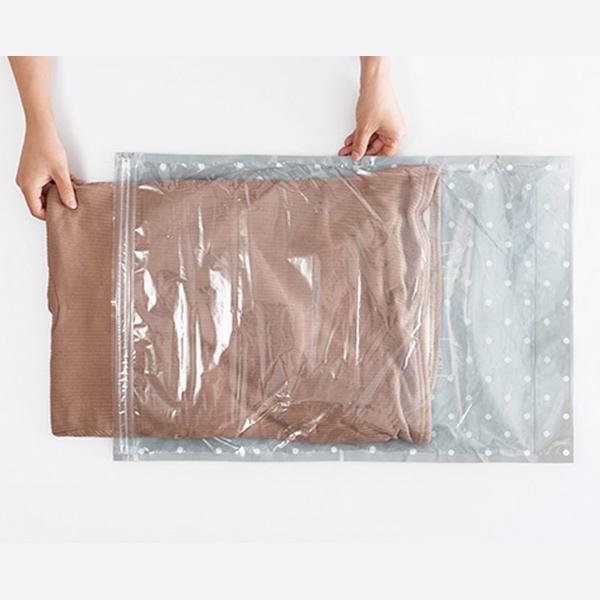 [中] 手捲真空壓縮袋 60x40cm (2枚/包) XOE1492
