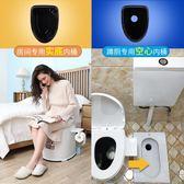 坐便器老人孕婦行動馬桶老年人家用成人防臭室內便攜式蹲廁改坐廁igo 時尚潮流