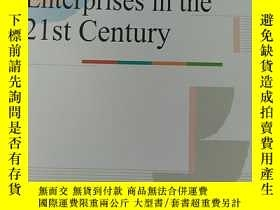 二手書博民逛書店Chinese罕見Enterprises in the 21st