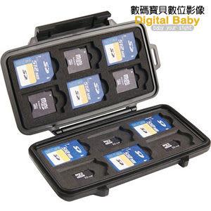 Pelican 0915 塘鵝氣密SD記憶卡儲存盒