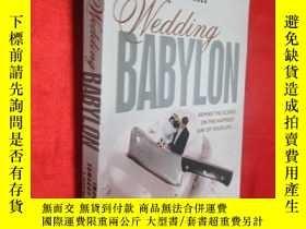 二手書博民逛書店Wedding罕見Babylon (小16開 )【詳見圖】Y54