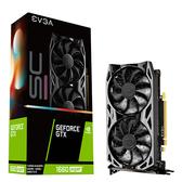 EVGA GeForce GTX 1660 SUPER SC ULTRA GAMING 顯示卡 06G-P4-1068-KR