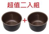 [買1送1共2個] 飛利浦 PHILIPS 智慧萬用鍋 內鍋 HD2775 x2組 (適用HD2133/HD2136/HD2175/HD2179等)