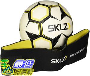 [107美國直購] 足球訓練器 SKLZ Star-Kick Hands Free Solo Soccer Trainer- Fits Ball Size 3, 4, and 5