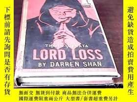 二手書博民逛書店英文原版罕見The Demonata: Lord Loss: B
