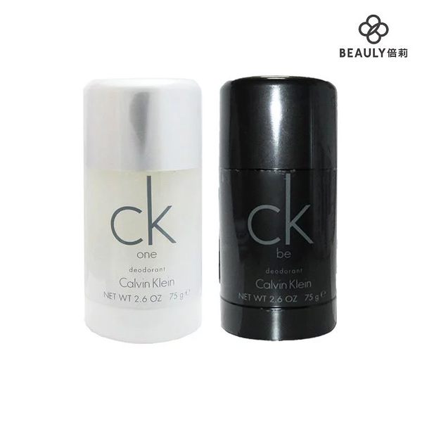 Calvin Klein 凱文克萊 CK 香水體香膏 75g (ONE)《BEAULY倍莉》