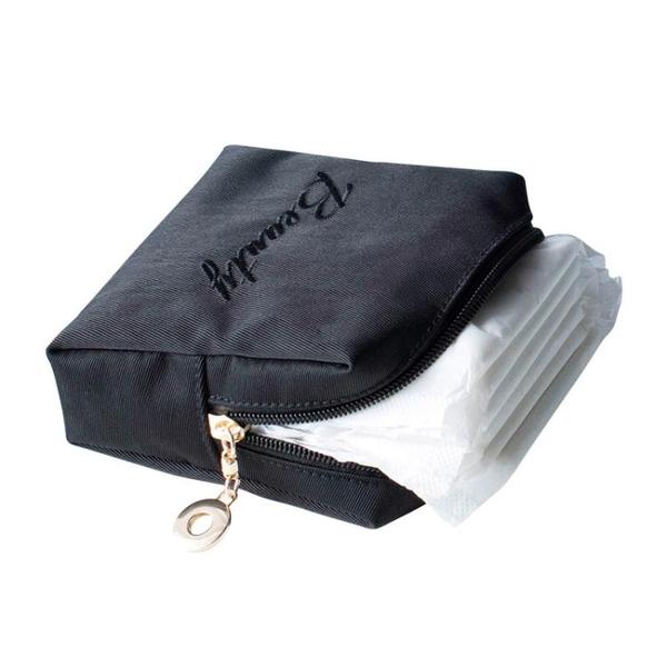 秒殺衛生巾收納包大容量大姨媽巾便攜包生理期月事包隨身衛生棉m巾包聖誕交換禮物