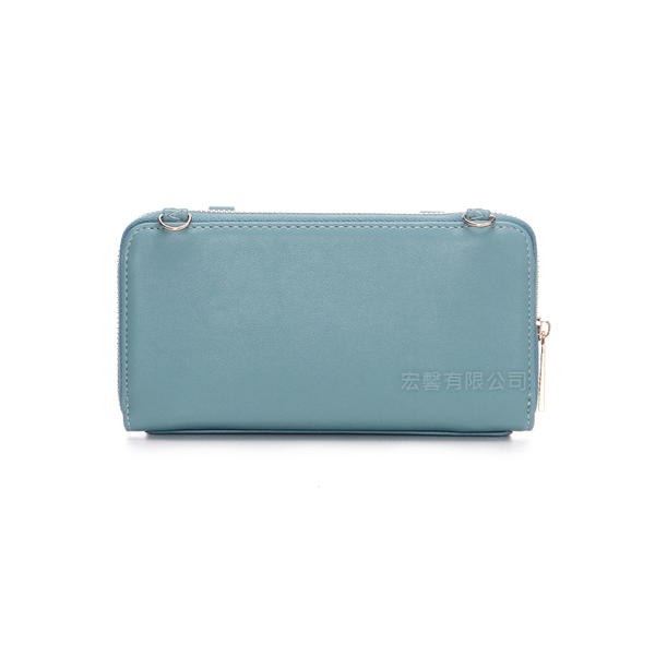 B.S.D.S冰山袋鼠 - 午後濃茶 - 隨心所欲萬用多WAY斜背包 - 灰藍【995-2GB】