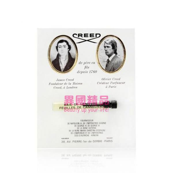 Creed Fleurs de Bulgarie 女性針管香水 1.5ml EDP SAMPLE VIAL【特價】★beauty pie★