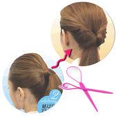 多功能編髮盤髮造型工具組 造型用品 盤髮器 馬尾 綁髮器
