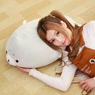 體海獅公仔毛絨玩具少女心睡覺抱枕可愛海豹...