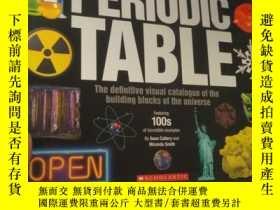 二手書博民逛書店PERIODIC罕見TABLE:The definitive v