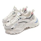 Fila 休閒鞋 Interation Light 中性鞋 女鞋 米白 運動鞋 戶外 【ACS】 4C107V152