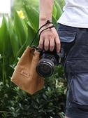 單反相機包鏡頭袋收納包攝影便攜內膽包復古佳能尼康索尼sony微單數碼相機套黑卡 微愛家居
