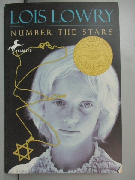 【書寶二手書T4/原文小說_HMI】Number the Stars_Lowry