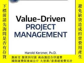 二手書博民逛書店Value-Driven罕見Project ManagementY410016 Harold Kerzner,