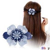 頭飾 頭花 發夾 發飾 水鉆頭飾 蝴蝶結 發卡 飾品