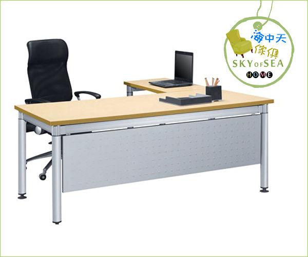 {{ 海中天休閒傢俱廣場 }} F38 摩登時尚 商業OA-辦公傢俱 辦公桌系列 106-1  CKB-1788S鋁合金圓形桌腳