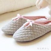 月子鞋 新款夏室內棉質軟底防滑地板拖鞋女月子鞋夏薄款cx333【棉花糖伊人】