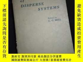 二手書博民逛書店RHEOLOGY罕見OF DISPERSE SYSTEMS (英文)Y16149