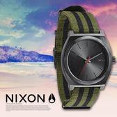 【人文行旅】NIXON | A045-1151 Time Teller 美式休閒