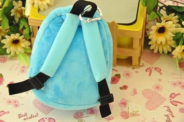 【發現。好貨】迪士尼 毛怪書包造型錢包 怪獸電力公司 書包 零錢包 後背包 相機包 手機包