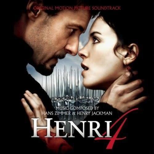 電影原聲帶 亨利四世 漢斯季默 CD OST Henri 4 Hans Zimmer 達文