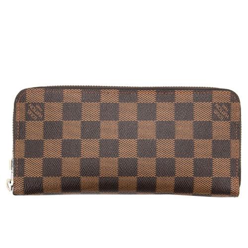 Louis Vuitton LV N61207 Zippy 棋盤格紋多功能拉鍊長夾 全新 預購【茱麗葉精品】