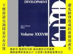 二手書博民逛書店Conversational罕見Organization And Its Development (advance