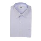 【南紡購物中心】【PIERRE BALMAIN 皮爾帕門】長袖襯衫-白底細格紋緹花(F1)