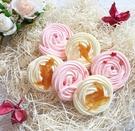 【媚力泊】蛋白糖2盒組(草莓*10、原味...