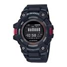 CASIO 卡西歐 GBD-100-1 手機藍牙 計步 G-SHOCK 手錶 黑