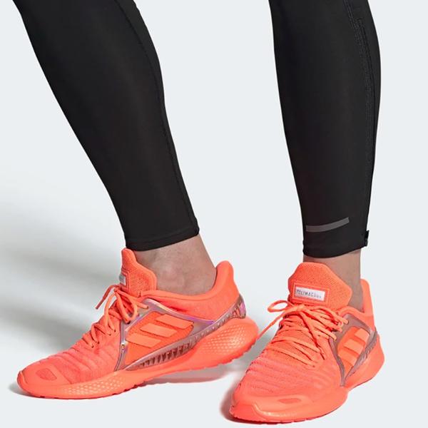 ADIDAS CLIMACOOL VENT 女鞋 慢跑 休閒 透氣 輕量 彈性 橘【運動世界】EE4639