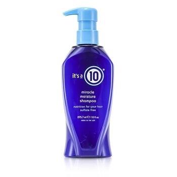 SW-IT S A 10 十全十美-6 奇蹟滋潤洗髮露Miracle Moisture Shampoo